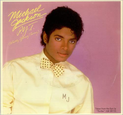 "Michael Jackson - ""P.Y.T."""